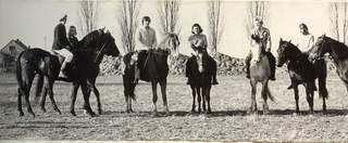 Dożynki Powiatowe w Mstowie - 1974 r.