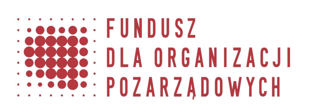 Fundusz dla Organizacji Pozarządowych - logo